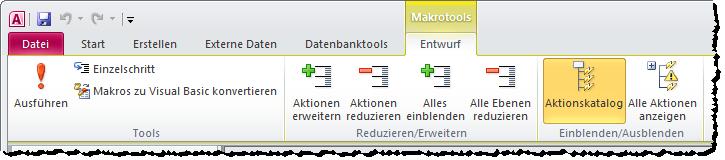 alte access datenbank konvertieren